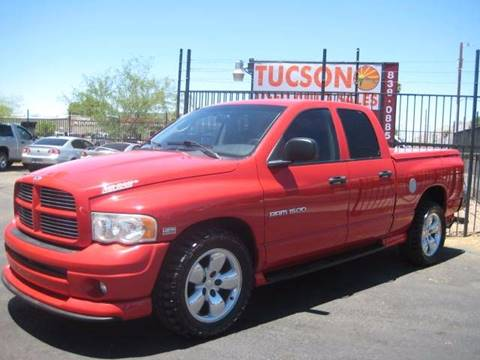 2003 Dodge Ram Pickup 1500 for sale at Tucson Used Auto Sales in Tucson AZ