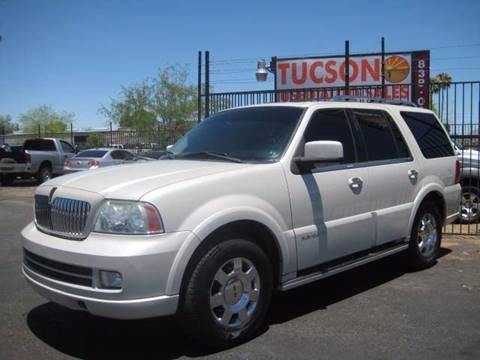 2005 Lincoln Navigator for sale at Tucson Used Auto Sales in Tucson AZ