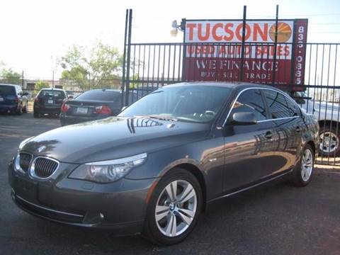 2009 BMW 5 Series for sale at Tucson Used Auto Sales in Tucson AZ