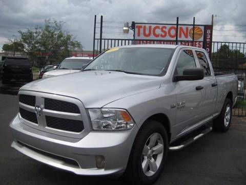2013 RAM Ram Pickup 1500 for sale at Tucson Used Auto Sales in Tucson AZ