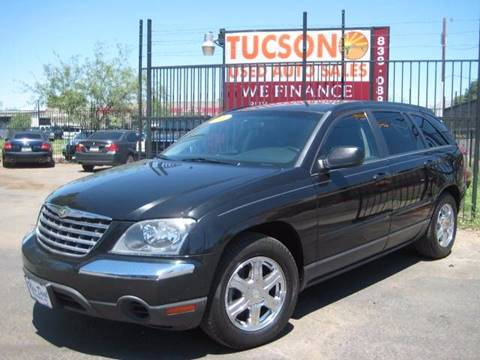 2006 Chrysler Pacifica for sale at Tucson Used Auto Sales in Tucson AZ