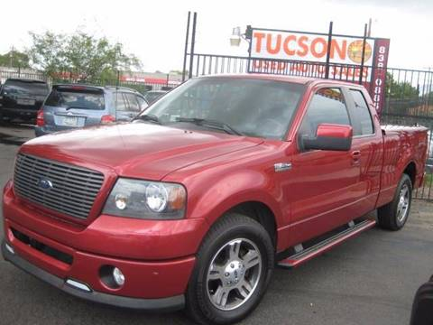 2008 Ford F-150 for sale at Tucson Used Auto Sales in Tucson AZ