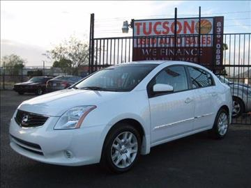 2011 Nissan Sentra for sale at Tucson Used Auto Sales in Tucson AZ