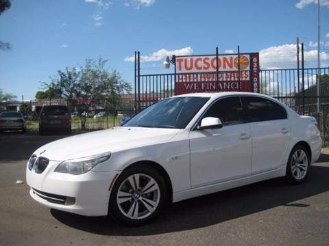 2010 BMW 5 Series for sale at Tucson Used Auto Sales in Tucson AZ