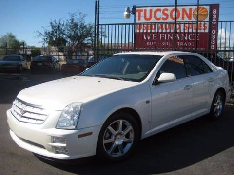 2007 Cadillac STS for sale at Tucson Used Auto Sales in Tucson AZ