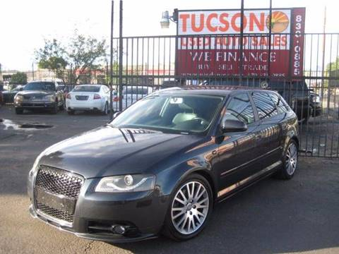 2007 Audi A3 for sale at Tucson Used Auto Sales in Tucson AZ