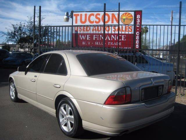 2006 Lincoln LS for sale at Tucson Used Auto Sales in Tucson AZ