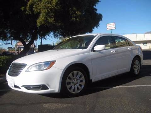 2013 Chrysler 200 for sale at Tucson Used Auto Sales in Tucson AZ