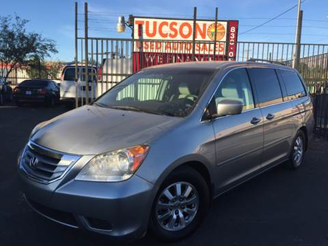 2009 Honda Odyssey for sale at Tucson Used Auto Sales in Tucson AZ