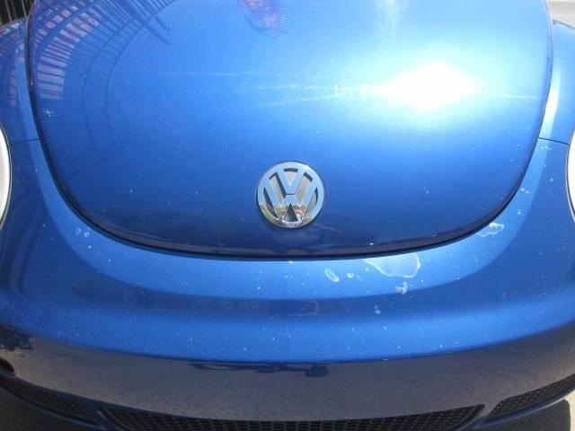2007 Volkswagen New Beetle for sale at Tucson Used Auto Sales in Tucson AZ