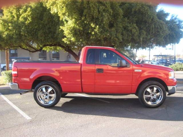 2005 Ford F-150 for sale at Tucson Used Auto Sales in Tucson AZ