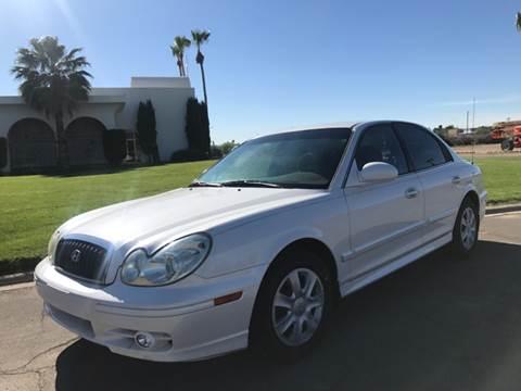 2004 Hyundai Sonata for sale at Tucson Used Auto Sales in Tucson AZ