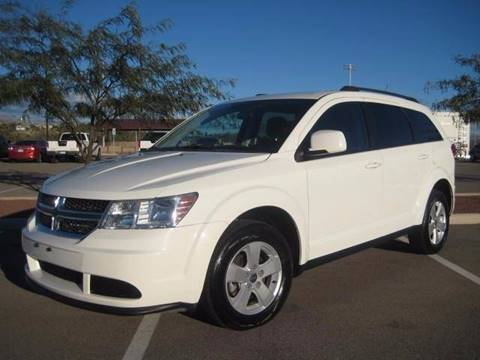 2009 Dodge Journey for sale at Tucson Used Auto Sales in Tucson AZ