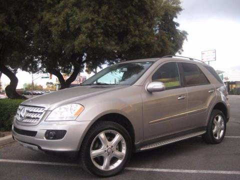 2008 Mercedes-Benz M-Class for sale at Tucson Used Auto Sales in Tucson AZ