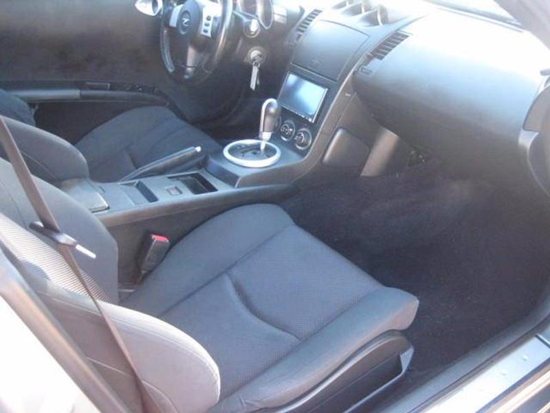 2005 Nissan 350Z for sale at Tucson Used Auto Sales in Tucson AZ