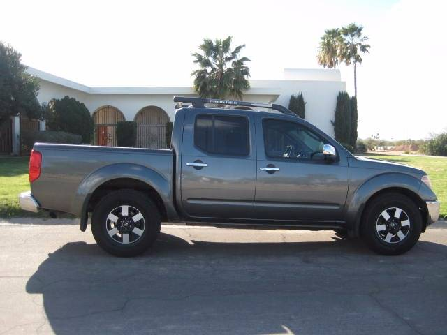 2006 Nissan Frontier for sale at Tucson Used Auto Sales in Tucson AZ