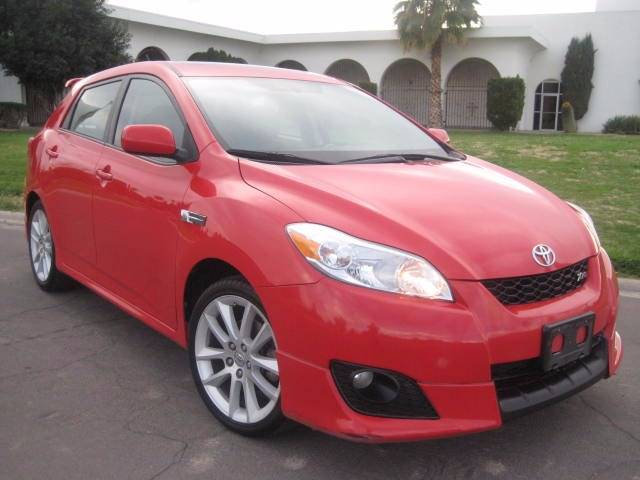 2009 Toyota Matrix for sale at Tucson Used Auto Sales in Tucson AZ