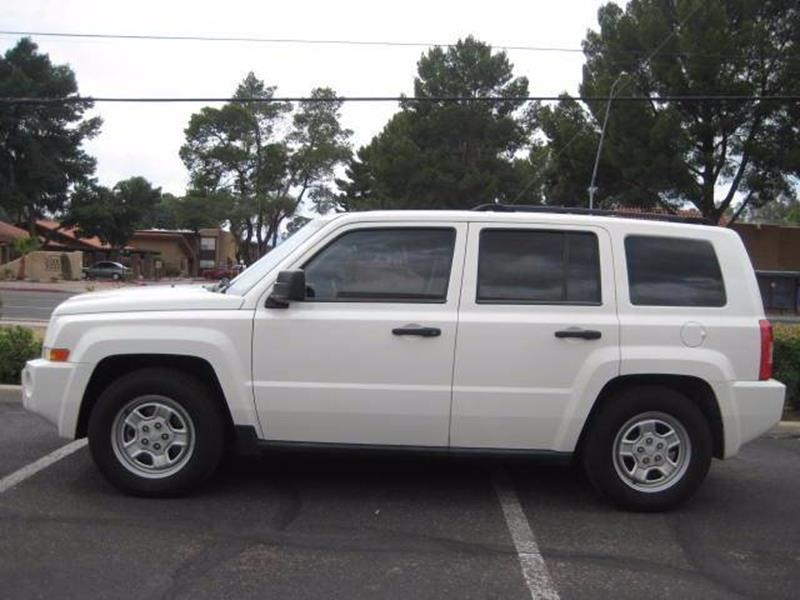2007 Jeep Patriot for sale at Tucson Used Auto Sales in Tucson AZ