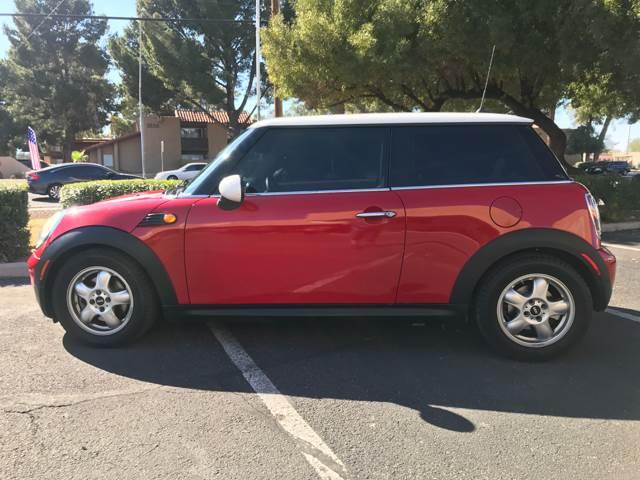 2009 MINI Cooper for sale at Tucson Used Auto Sales in Tucson AZ