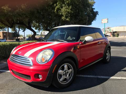 2009 MINI Cooper for sale at Tucson Used Auto Sales in Tucson AZ