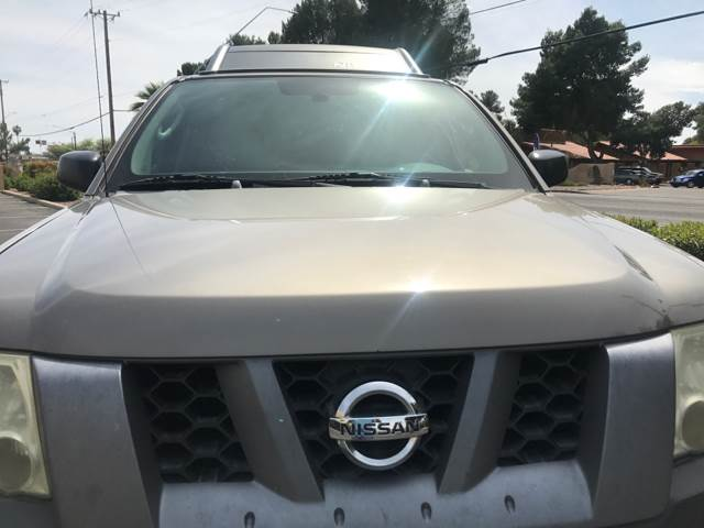 2006 Nissan Xterra for sale at Tucson Used Auto Sales in Tucson AZ