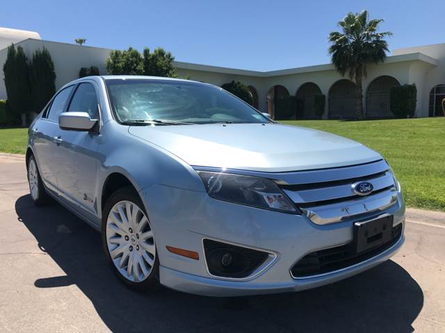 2010 Ford Fusion Hybrid for sale at Tucson Used Auto Sales in Tucson AZ