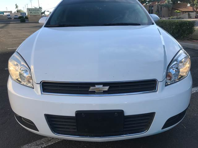 2011 Chevrolet Impala for sale at Tucson Used Auto Sales in Tucson AZ