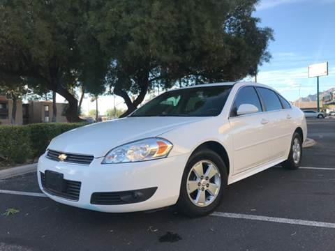 2011 Chevrolet Impala for sale at Tucson Used Auto Sales in Tucson AZ