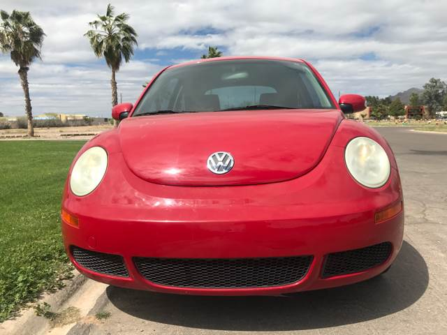 2006 Volkswagen New Beetle for sale at Tucson Used Auto Sales in Tucson AZ