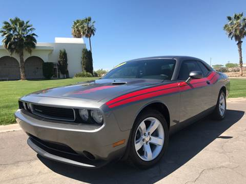 2011 Dodge Challenger for sale at Tucson Used Auto Sales in Tucson AZ
