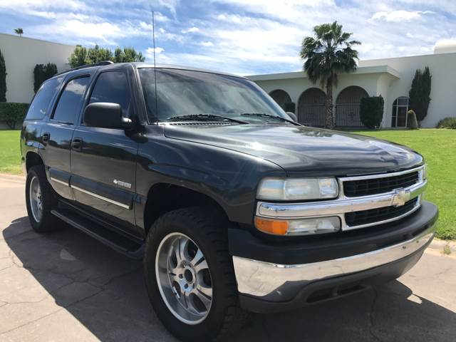 2003 Chevrolet Tahoe for sale at Tucson Used Auto Sales in Tucson AZ