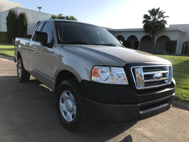 2007 Ford F-150 for sale at Tucson Used Auto Sales in Tucson AZ