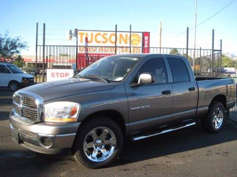 2006 Dodge Ram Pickup 1500 for sale at Tucson Used Auto Sales in Tucson AZ