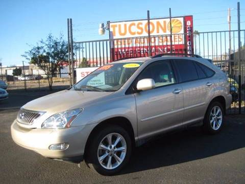2008 Lexus RX 350 for sale at Tucson Used Auto Sales in Tucson AZ