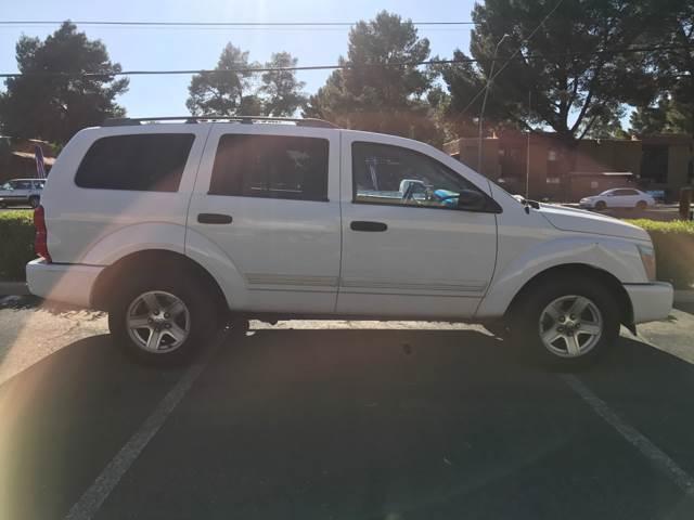 2004 Dodge Durango for sale at Tucson Used Auto Sales in Tucson AZ