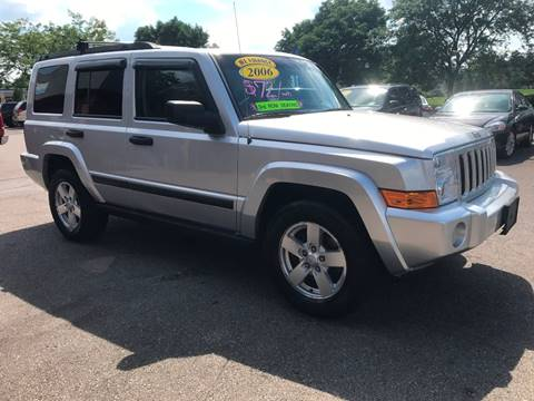 2006 Jeep Commander for sale in Fort Wayne, IN