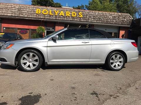 2011 Chrysler 200 Convertible for sale in Fort Wayne, IN