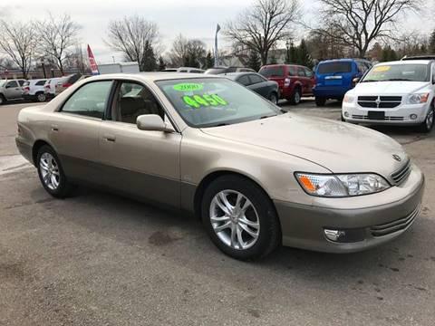 Lexus ES 300 For Sale Indiana  Carsforsalecom