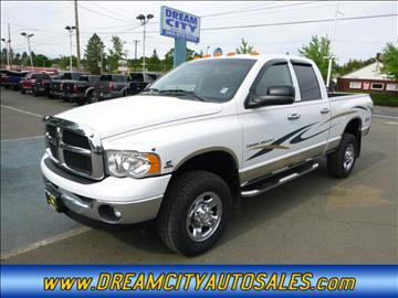 2005 Dodge Ram Pickup 3500 for sale in Milwaukie, OR