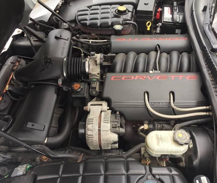 1998 Chevrolet Corvette 2dr Convertible - Branford CT
