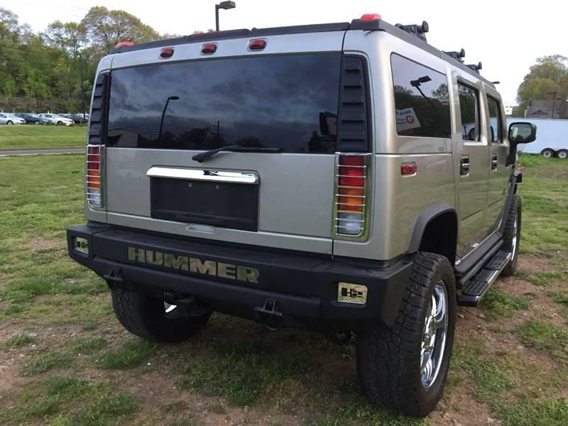 2003 HUMMER H2 4dr Lux Series 4WD SUV - Branford CT