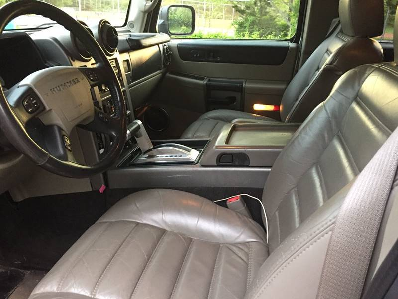 2003 HUMMER H2 4dr Lux Series 4WD SUV - Branford CT