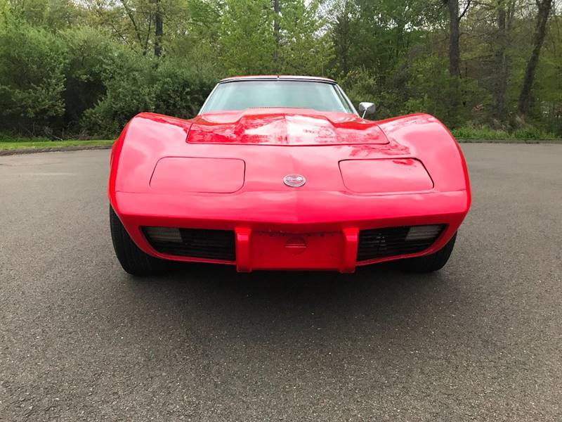 1975 Chevrolet Corvette  - Branford CT