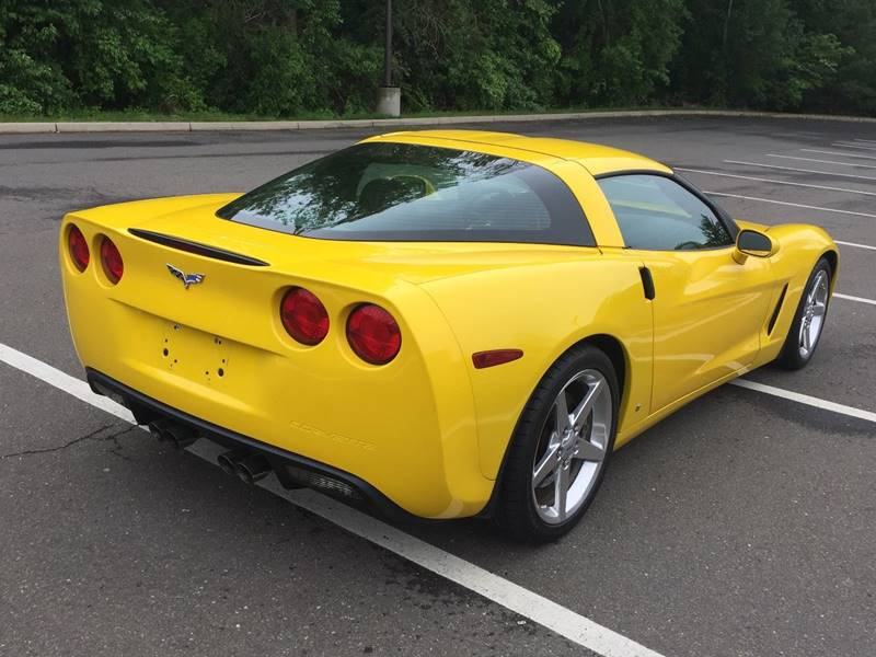 2006 Chevrolet Corvette 2dr Coupe - Branford CT