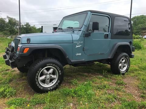 1998 Jeep Wrangler for sale in Branford, CT