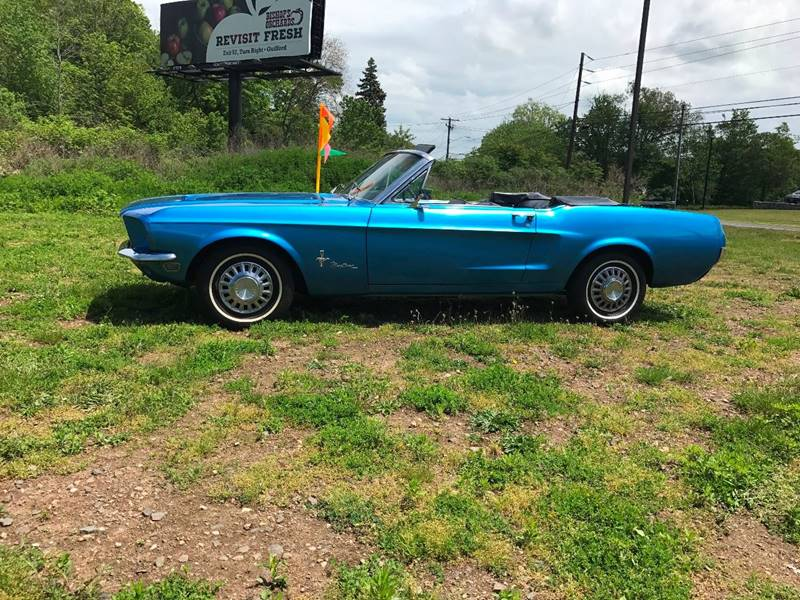 1968 Ford Mustang  - Branford CT