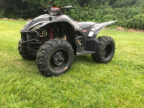 2007 Yamaha WOLVEREEN  for sale in Branford, CT