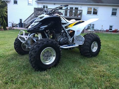 2002 Yamaha RAPTOR 660R for sale in Branford, CT