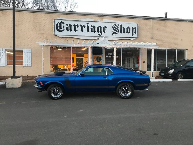 1970 ford mustang in branford ct carriage shop inc contact sciox Gallery