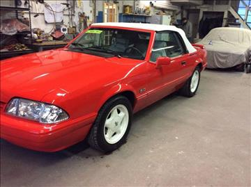 1992 Ford Mustang for sale in Branford, CT